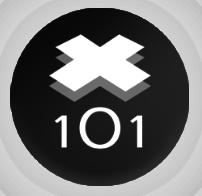Experiment 101 logo